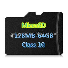 Hot sale made in china MicroSD memory card for Samsung/HTC/Nikon