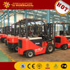 YTO brand electric forklift truck, battery fork lifter