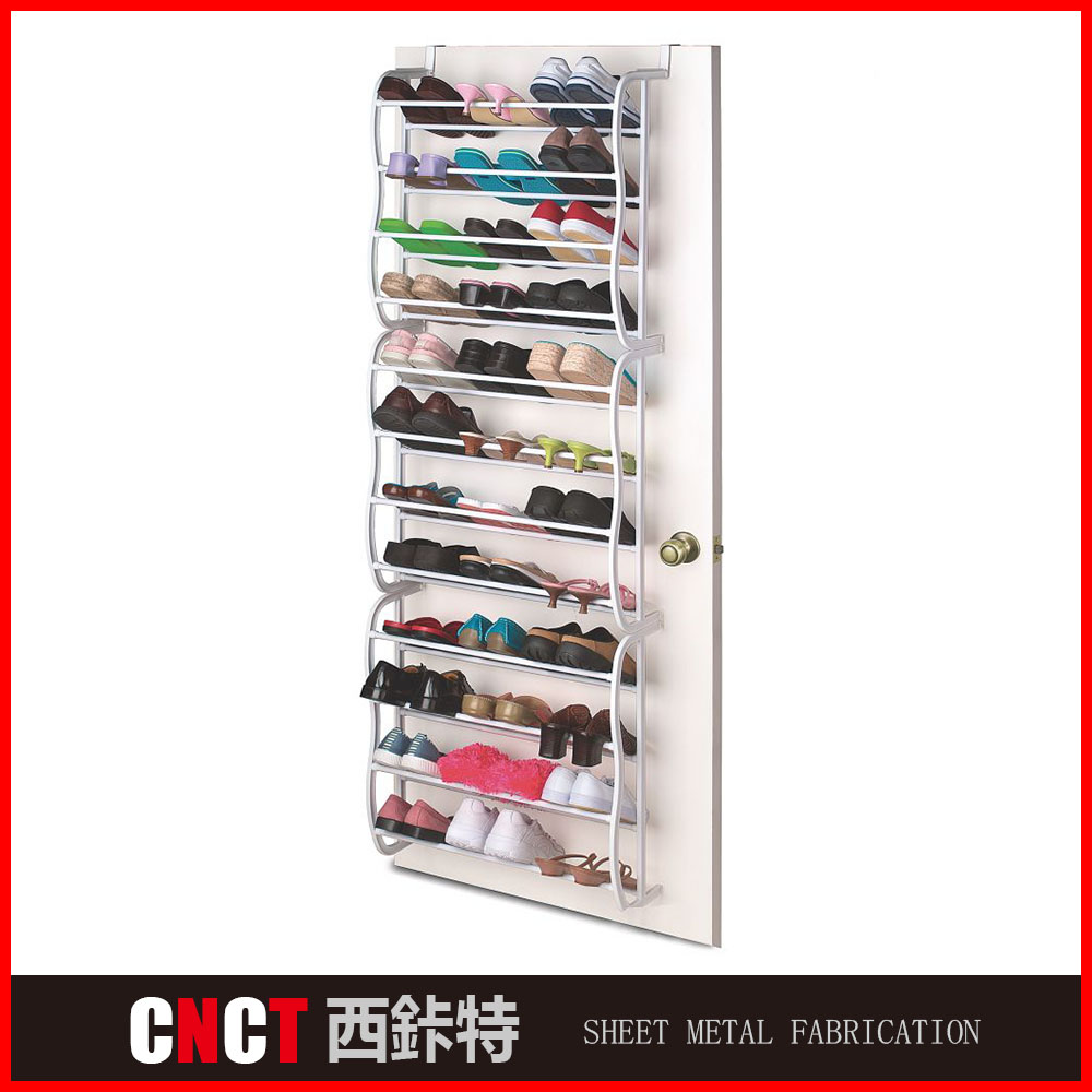 China factory custom made sheet metal steel storage <strong>rack</strong>
