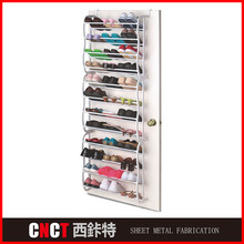 China factory custom made sheet metal steel storage rack