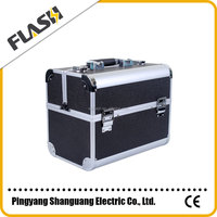 Hard Frame Beauty Case Makeup Case Aluminum Cosmetic Box