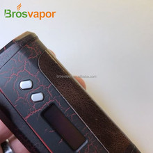 Authentic Volcanic red ipv8 Pioneer4You IPV 8 IPV8 230W Black TC VW Box Mod from brosvapor