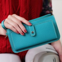 New arrival women wallet cheap ladies purse women clutch alibaba china
