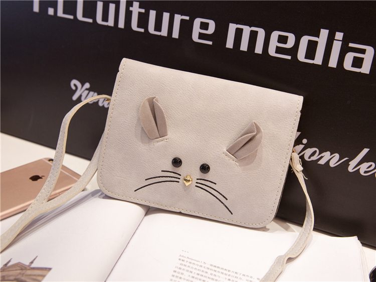 Korean fashion single-shoulder women's small bag crossbody bag