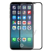 Cheap Price Gorilla full tempered glass screen protector for iphone X, for iphone X screen protector