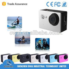 1080P FULL HD high quality resolution action dv camera sport