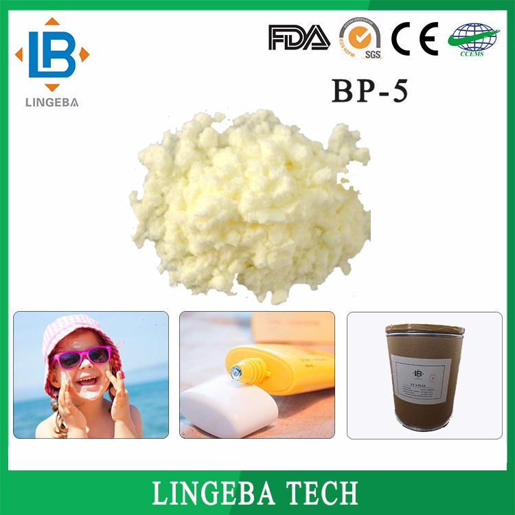 Wholesale Cosmetic Raw Materials UV Absorbers Cas 6628-37-1 Benzophenone-5,BP-5
