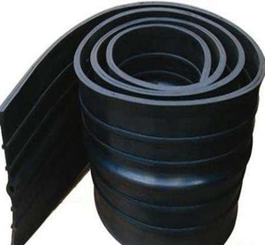 Elastomeric Rubber Waterstop for Concrete Construction
