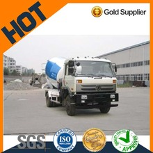 dongfeng 190hp RHD mini truck mounted mobile concrete mixer