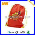 drawstring kid backpack bag(NV-D0359)