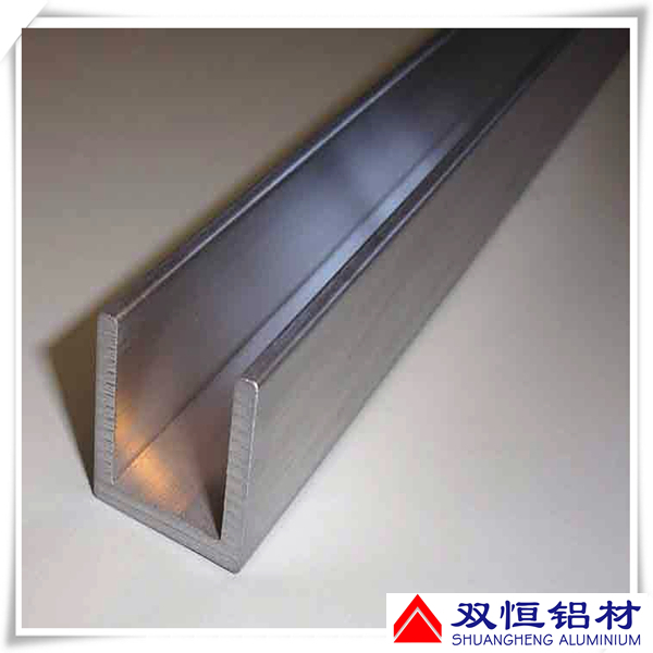 Factory Stock Aluminum Channel Sizes U Shaped Aluminium