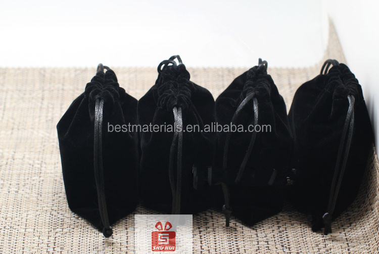 Custom bags jewelry bags/Velvet Box beads Bracelet bag/High-grade flannel bag custom 12cm*15.5cm