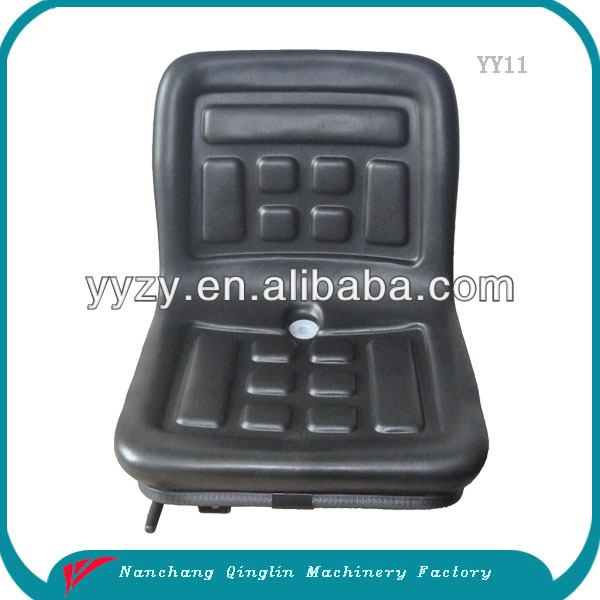 replacement small auto machinery vinyl seats