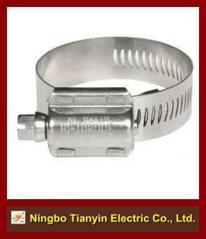 Strongest Stainless Worm-Gear Clamp