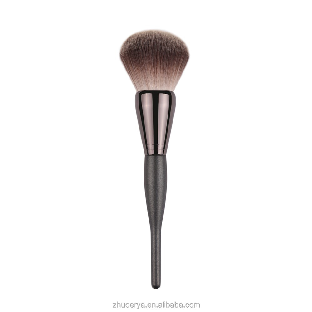 China top factory handmade magnetic best large powder makeup brushes