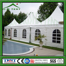 party accessories 5x5m 2040 pvc pagoda party tent for sale