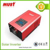 Charge current adjustable LCD offgrid china pv micro inverter
