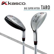 Kasco BIG SUPER HYTEN TARO itility iron TR-14I graphite shaft specifications