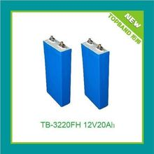25Ah lithium iron phosphate battery single cell