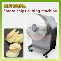 Large Type High Capacity Stainless Steel Potato Chips Cutter