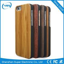 Hot sale wood phone case for iphone 6 6s,cell phone case for iphone 6 6s plus