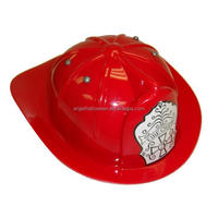 Fashionable Top Sale Red Carnival Party Toy Fireman Helmet Hat CH4091