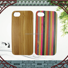 hot selling real Bamboo wood phone case for iPhone5/5S