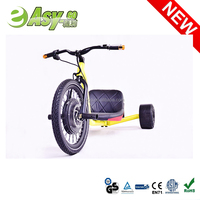Easy-go hot selling 500w/800w/1000w 48V trike chopper three wheel motorcycle with CE certificate hot on sale