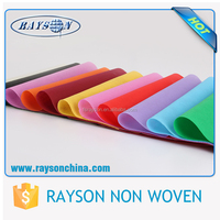 Foshan Rayson comfortable recycled non-woven fabric