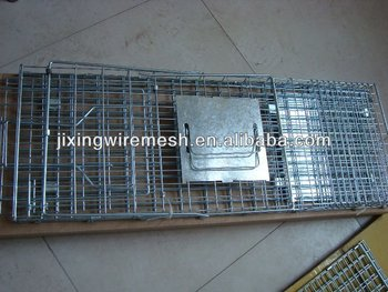 high quality stainless steel pet cages Jx-09