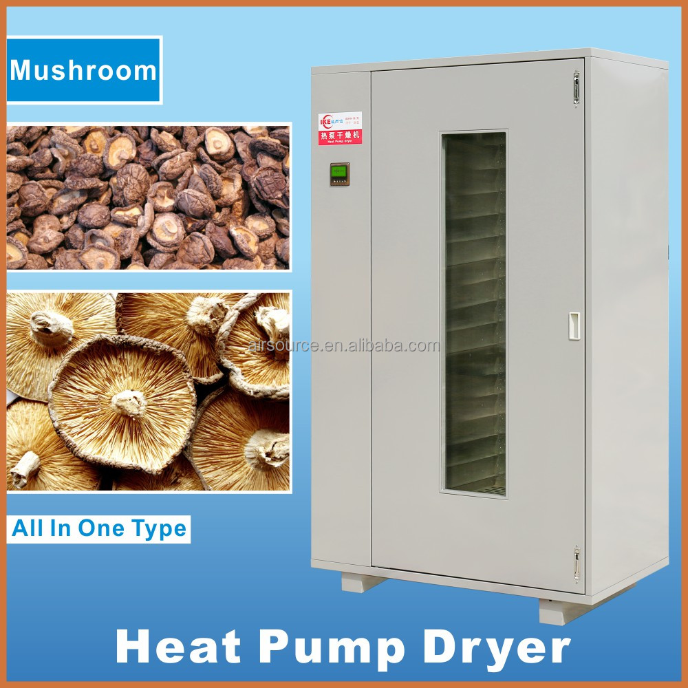 IKE brand Heat Pump Dryer for Commercial Use/ Nut Drying Machine/ Peanut Dehydrator