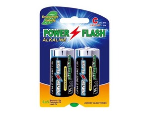 Super Quality LR14 AM-2 C 1.5V Alkaline Battery