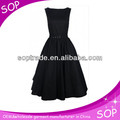 Woman clothes summer dress