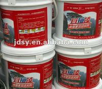 High strength architectural structure adhesive with two components