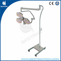 China BT-LED3S Mobile floor type lamp led hospitals led surgical operation lamp price