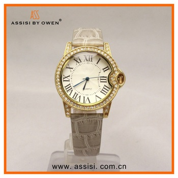 Your logo custom cheap stainless steel watches made in china geneva