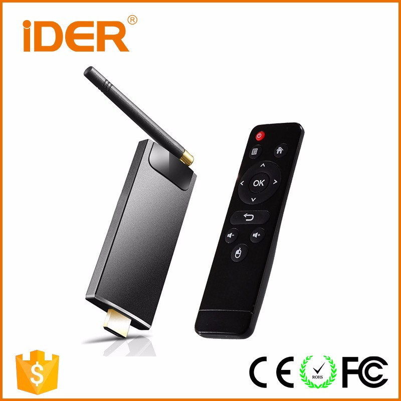 Android 6.0 TV Box Amlogic S905X Quad Core ARM Cortex A53 XBMC Kodi 16.0 Fully Loaded TV Stick 4K WiFi Media Player
