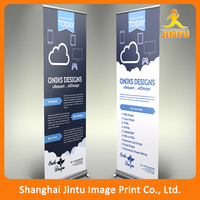 2016China supplier outdoor advertising stand banner roll up banner