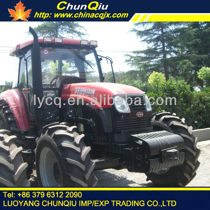 YTO brand model X1304 130 hp 4wd tractor for sale