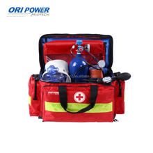 FDA CE ISO approved earthquake firefighter industrial Medical Emergency Bag Compact First Aid Kit