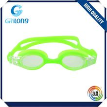wholesale Newest selling special design silicone swimming goggle