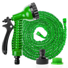 Christmas Gift 75 Ft /22.5 M Extra Long Magic Expandable Garden Hose with 7 Speed Spray Gun