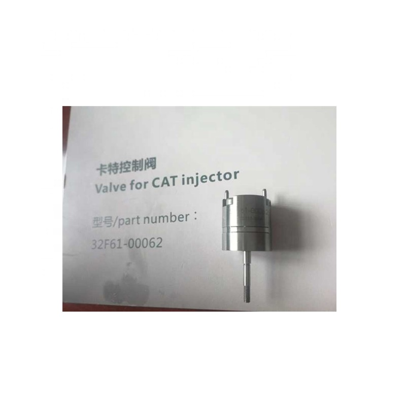 32F61-00062 Common rail <strong>injector</strong> parts pressure control valve for CAT <strong>injector</strong>
