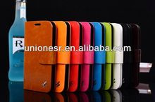Wholesale leather back case cover for samsung galaxy s3 paypal accept