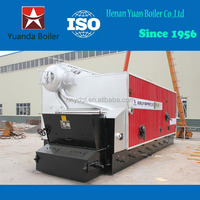 Wood chips Hot water and Steam boiler for Chemistry