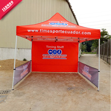 Professional outdoor trade show large beach tent