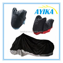 The best price motorcycle cover exported to Germany, America, Russia and so on.