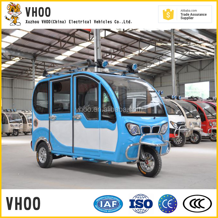 High quality electric tricycle passanger for