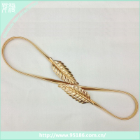 New Design Fashion Light Gold Plating