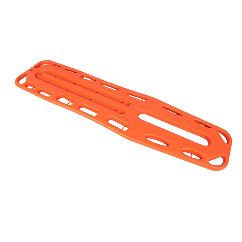 EMS-A201 PE spine board stretcher for X-ray